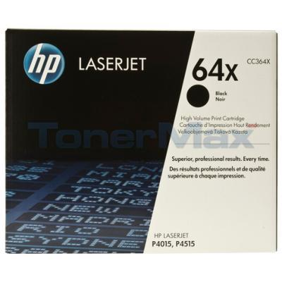 HP NO 64X TONER BLACK 24K
